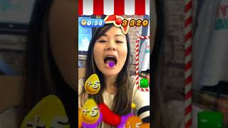 Le filtre Facebook interactif Candy Crush Saga