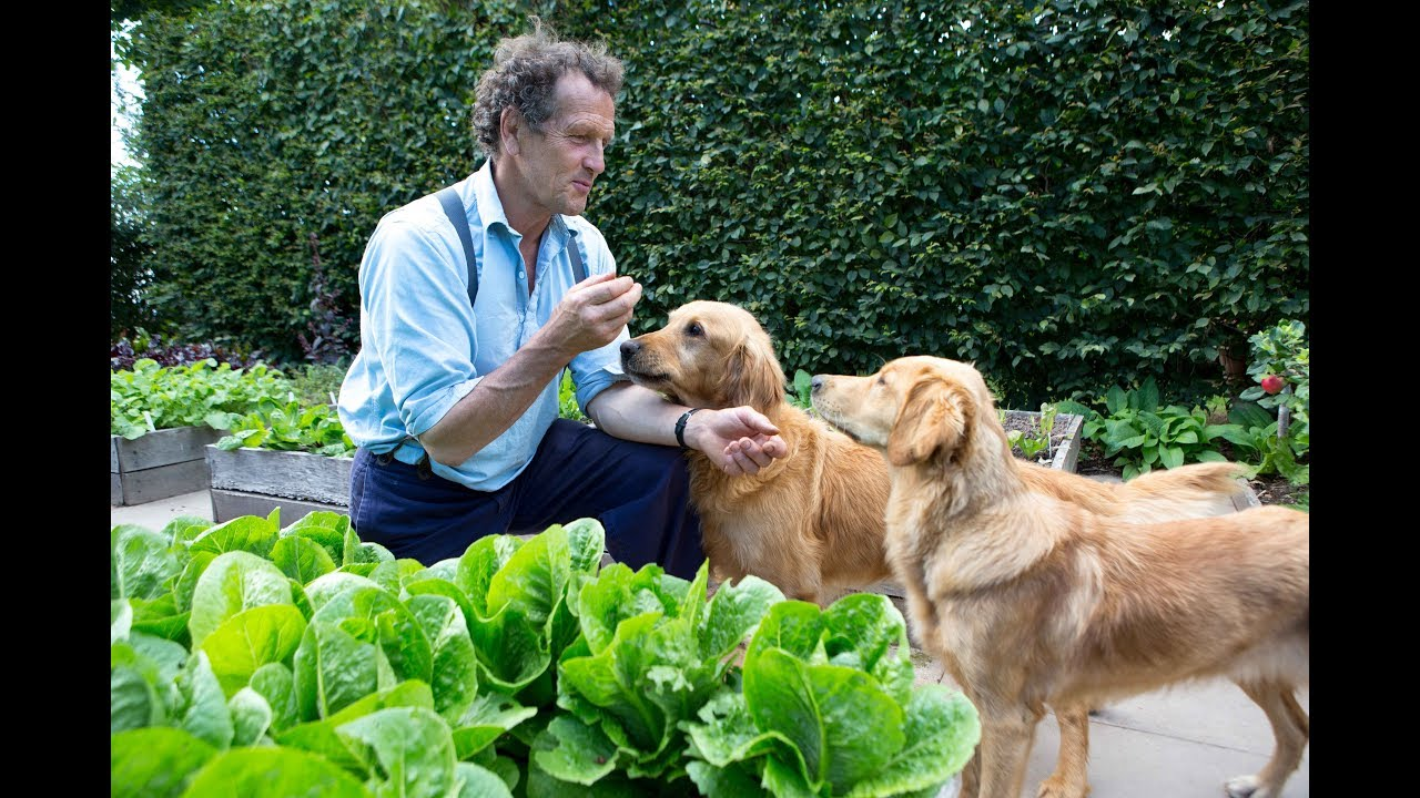 Monty Don On Nigel Nell And Other Four Legged Friends Youtube