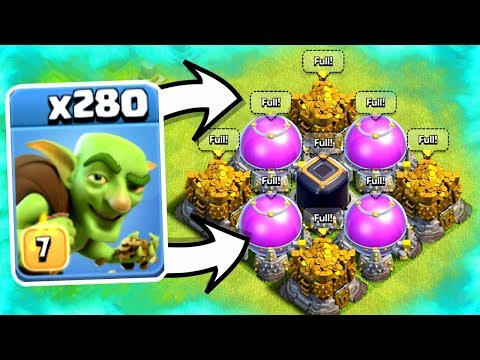 NEW SUPERIOR FARMING STRATEGY!...........YAY or NAY!? - Clash Of Clans