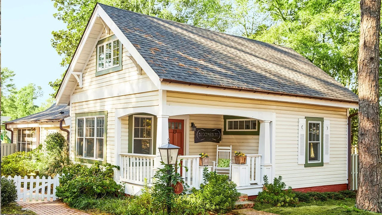 Download Most Beautiful Country Cottages | Beautiful Small House Design Ideas