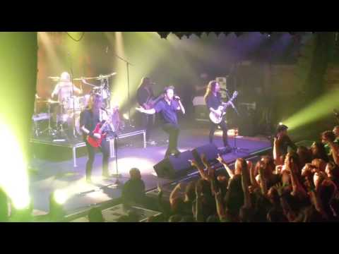 Blind Guardian - Mirror Mirror @ Concord Music Hall, Chicago