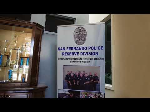 SAN FERNANDO POLICE STATION
