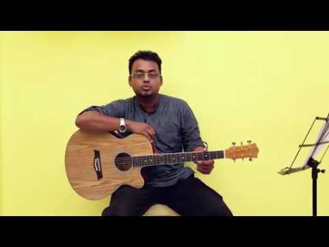 Kabira Guitar Lesson parshuram rajshiri
