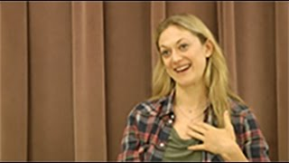 Marin Ireland talks about KILL FLOOR