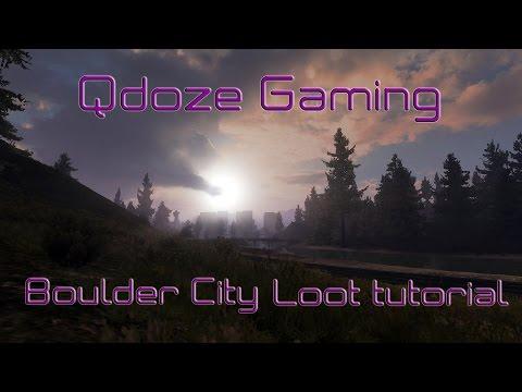 NewZ Boulder City Loot tutorial