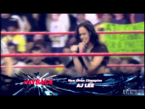 AJ Lee ll If today was your last day ll #ThankYouAJ