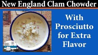 How to make Clam Chowder (New England)