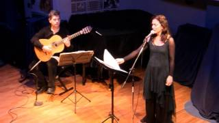 Yannatou & Grigoreas - SONG TO A SEAGULL by Joni Mitchell