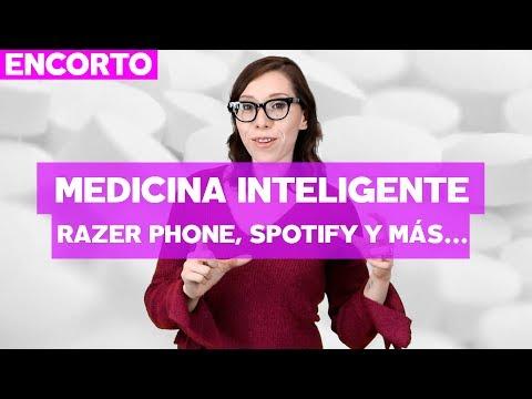 Medicina Inteligente, Razer Phone, Spotify y más - #UnoceroEnCorto con @Aura_