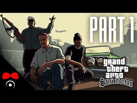 GROVE STREET!   GTA: San Andreas #1