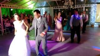 Dança dos Noivos - Casamento João e Dayane - 01/10/2016  - Cerimonialista Simone Reis