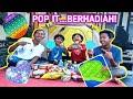 CHALLENGE POP IT SAMBIL CAMPING! | Mikael TubeHD