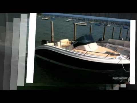 As marine walkaround 590 neu power boat, deck boat year - 2014