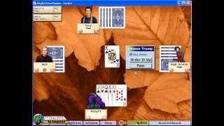 Hoyle Card Games 2005 - Euchre 01 (10-8)[720p]