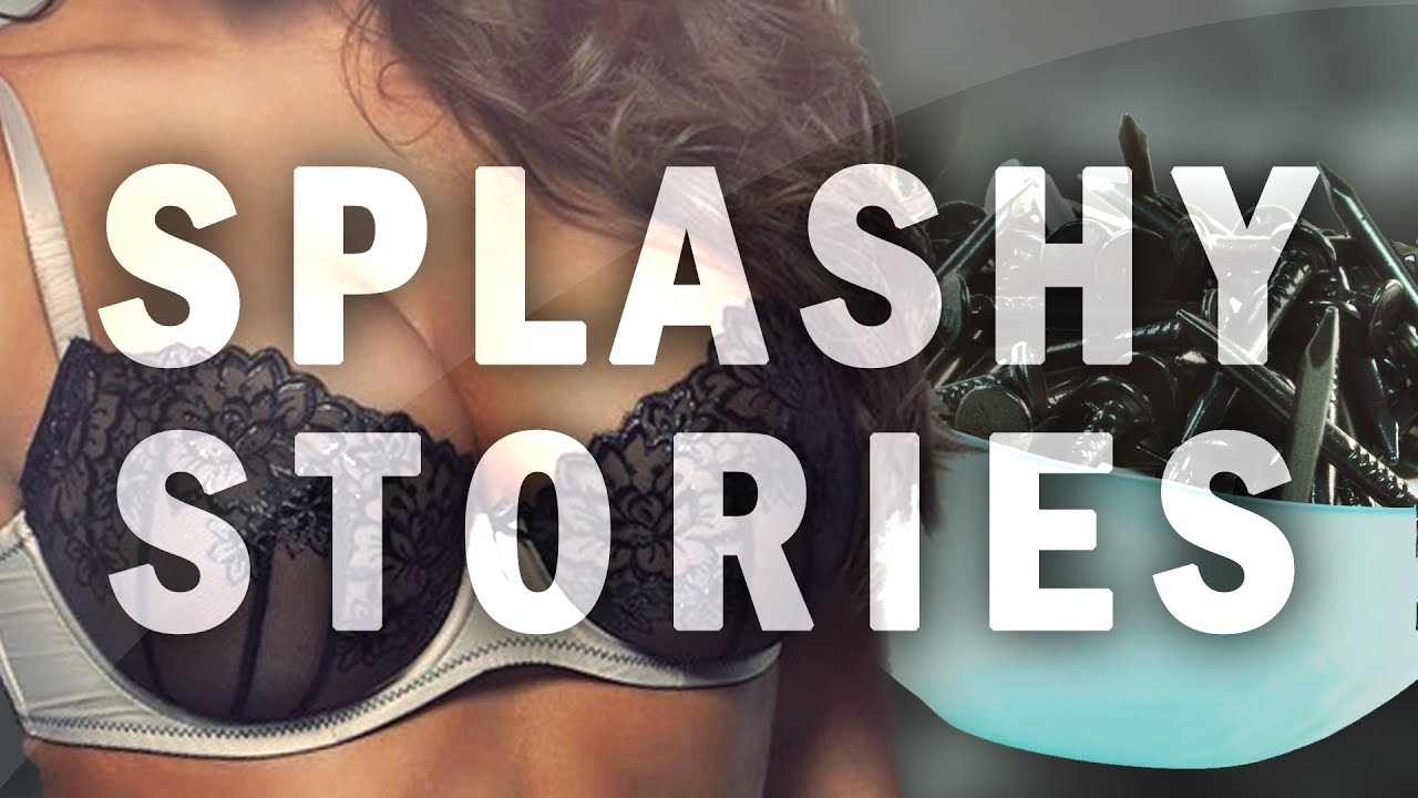 Nägel zum Frühstück und Titten?! Splashy Stories - YouTube