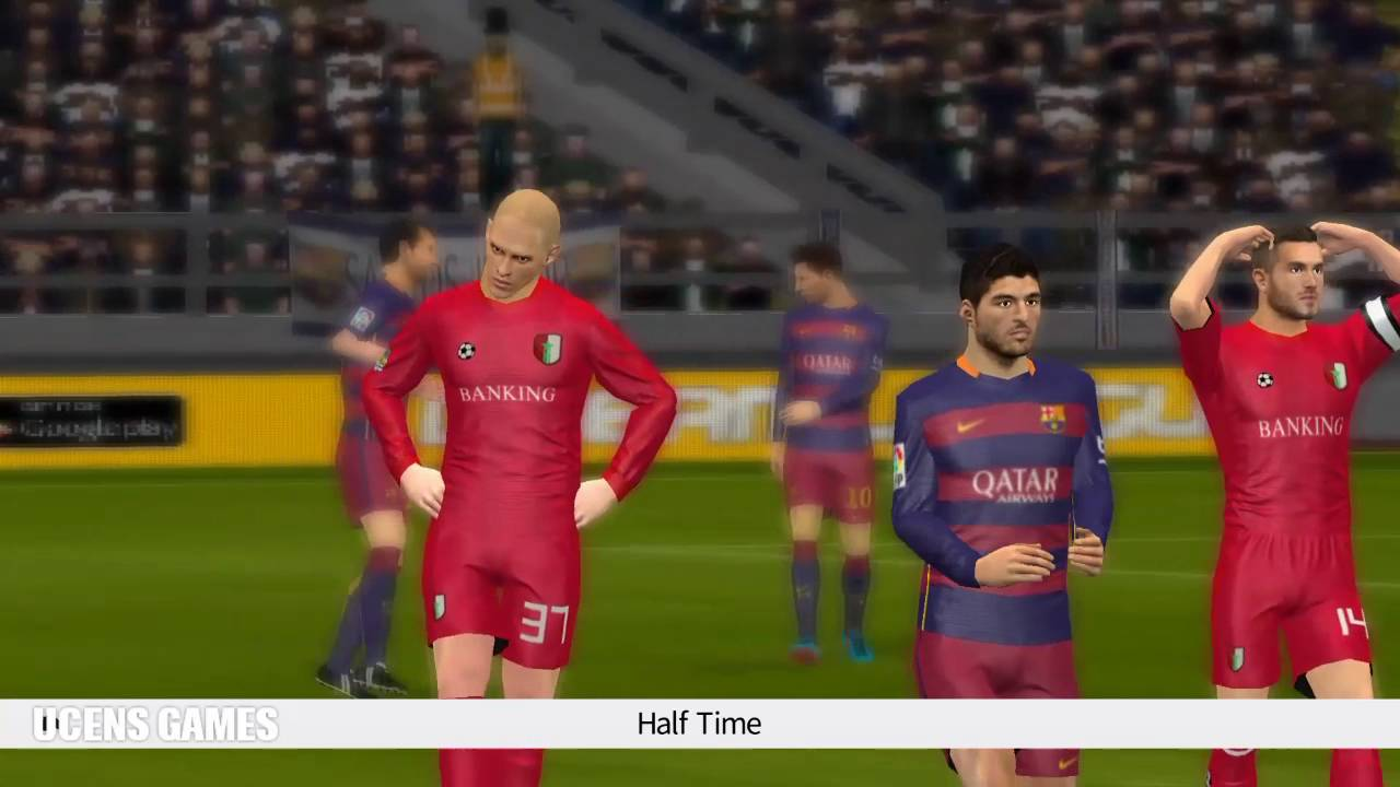 Barcelona VS Liverpool #Dream League Soccer 2016 (iOS/Android) Gameplay HD