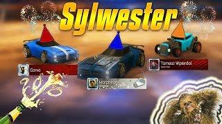 SYLWESTER || ROCKET LEAGUE FUNNY MOMENTS