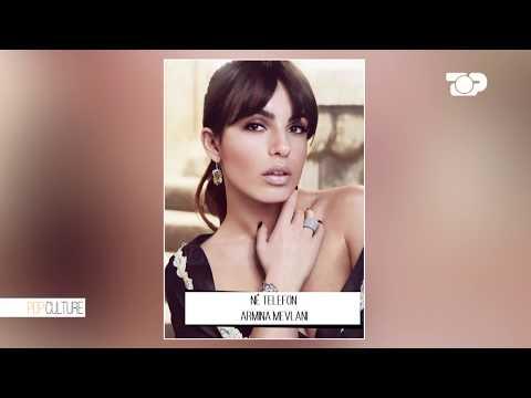 Ekskluzive: Armina Mevlani flet për shtatzaninë