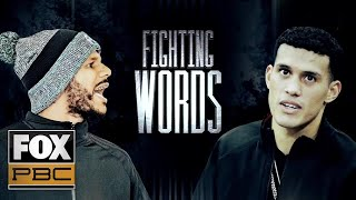 David Benavidez and Anthony Dirrell have fighting words for each other | INSIDE PBC BOXING