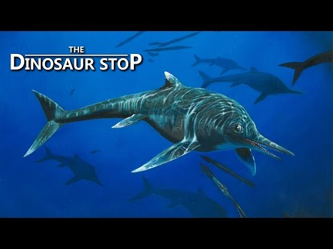 This Week in Dinosaurs: New Species of British Ichthyosaur and Saurian Kickstarter Update