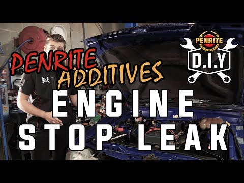 Penrite DIY Additives - Engine Stop Leak