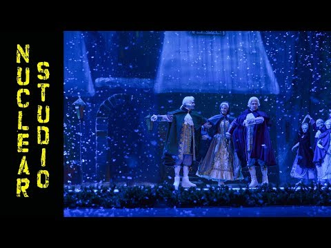 The Nutcracker - St. Petersburg State Ballet on Ice - Live in Sofia - 09.12.2017