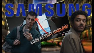 Ad Attack Episode 1! Samsung Galaxy: Growing Up