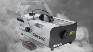 Beamz S1200 Smoke Machine 1200W Stage Effect Party DJ Professional