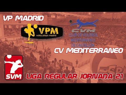SVM: VP MADRID vs CV MEDITERRANEO