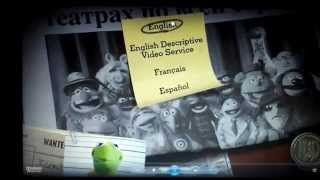 Opening to Muppets Most Wanted DVD