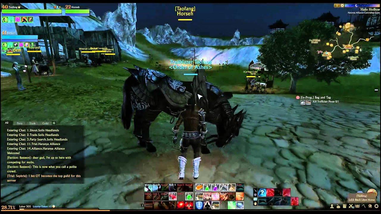 ArcheAge - Bounty Hunter's Cloak Guide