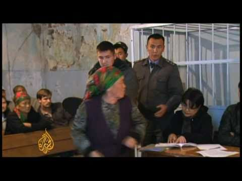 Kyrgyzstan inter-ethnic violence enters courts