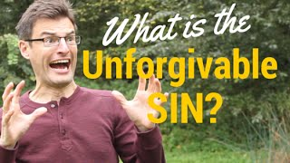 What is the Unforgivable Sin? And Have You Blasphemed Against the Holy Spirit?