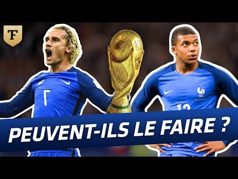 La France peut-elle gagner la Coupe du monde 2018 ?