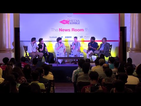 #MediaRumble: Is Humour the first line of defence and offence?