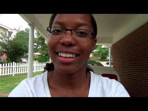 Marquita Gaines. Sickle cell survivor. Greenbelt, Maryland.