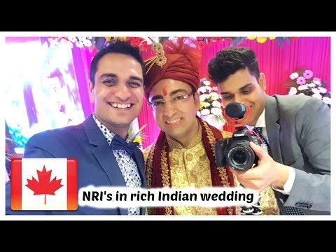 Attending Rich Indian Punjabi Wedding by Canadians