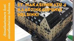 Uniikki vuokra-asunto Helsingin Kaartinkaupungissa   SATO VuokraKoti