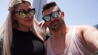Dubai vlog! Prvi dan  ❤ SabrinaTubic