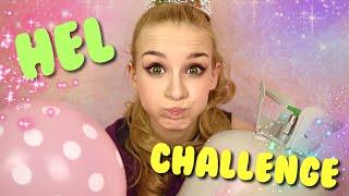 HELIUM CHALLANGE! ♥