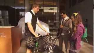 Introducing the bike butler