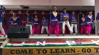 10th class rowdy baby song Jnphs 2019