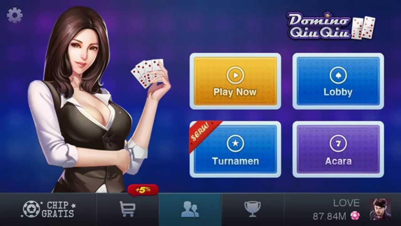 gambar game topfun domino qiuqiu Game Domino Menghasilkan Pulsa Dan Uang