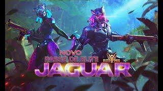 Passe de Elite: JAGUAR | FREE FIRE