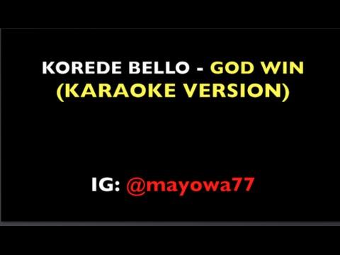 Korede Bello - God Win (Instrumental)