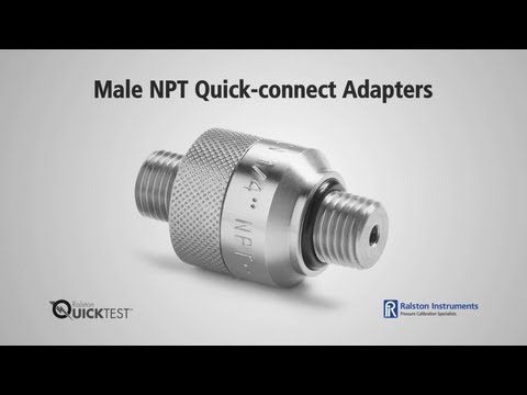 how-to-use-npt-male-quick-connect-adapters-|-ralston-instruments