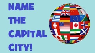 Hardest Quiz on Capital Cities! - Match with Country   Testing Your Neurons