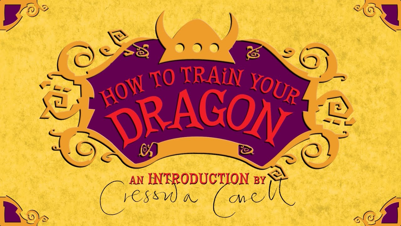 Cressida cowell introduces how to train your dragon 12 the final cressida cowell introduces how to train your dragon 12 the final book youtube ccuart Choice Image