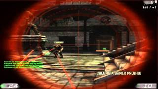 Unreal Tournament 3  Full [links Mu] GAME PLAY Snipers!!