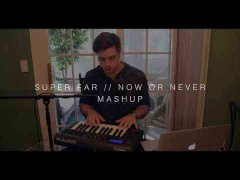 Super Far // Now or Never MASHUP- LANY & Halsey (Cover by Tyler Sarfert)